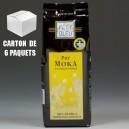 6 paquets Pur Moka (6 x 250g)