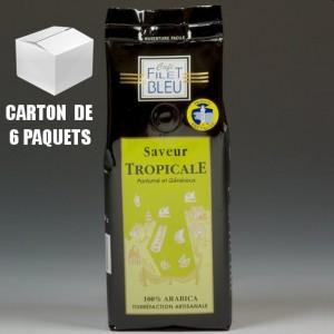 6 paquets Saveur Tropicale (6 x 250g)