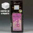 6 paquets Pur Arabica (6 x 250g)