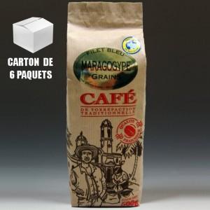 6 paquets Maragogype grains (6 x 500g)