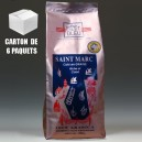 6 paquets Saint-Marc grains (6 x 500g)