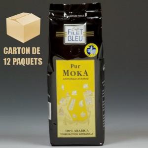 12 paquets Pur Moka (12 x 250g)