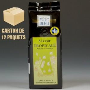 12 paquets Saveur Tropicale (12 x 250g)