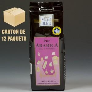 12 paquets Pur Arabica (12 x 250g)
